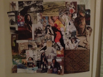 March 2012 Collage
