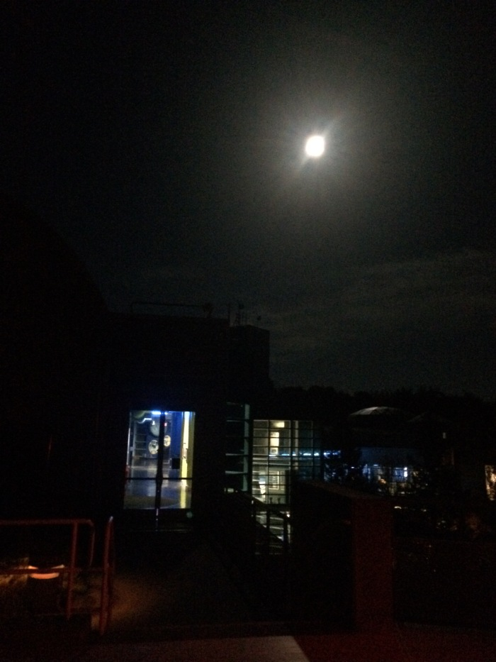 shifting viewpoints of the nightsky